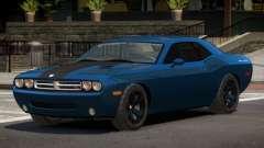 Dodge Challenger ZT Hemi 6.1 para GTA 4