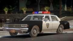 Chevrolet Impala ST Police