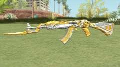 AK-47 (Knife Iron Beast) para GTA San Andreas