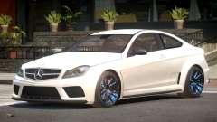 Mercedes Benz C63 R-Tuning