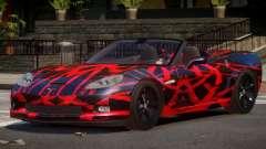 Chevrolet Corvette SR PJ8 para GTA 4