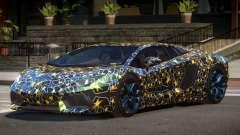 Lamborghini Aventador LP700 SR PJ4 para GTA 4