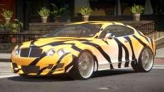Bentley Continental GT Elite PJ5 para GTA 4