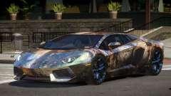 Lamborghini Aventador LP700 SR PJ6 para GTA 4