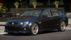 Holden Commodore FBI para GTA 4