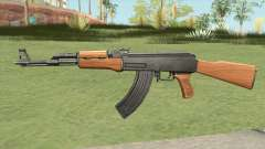 AK-47 (Wannabe Version) para GTA San Andreas