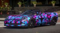 Chevrolet Corvette SR PJ4 para GTA 4