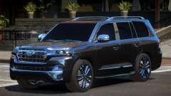 Toyota Land Cruiser 200 Edit