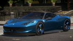 Ferrari 458 E-Style