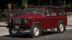 Land Rover Defender V1.0 para GTA 4