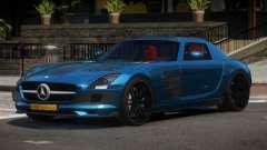 Mercedes Benz SLS V2.1 para GTA 4