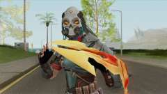 Head Hunter (Free FIre) para GTA San Andreas