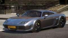 Noble M600 GT para GTA 4