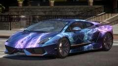 Lamborghini Gallardo Qz PJ2 para GTA 4