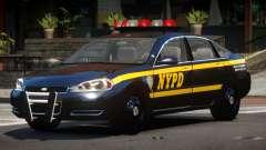 Chevrolet Impala LS Police