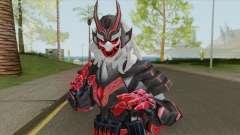 Blood Moon Samurai para GTA San Andreas