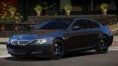 BMW M6 F12 E-Style para GTA 4