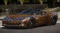 Chevrolet Corvette SR PJ1 para GTA 4