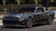 Ford Mustang 302 V1.1 PJ6 para GTA 4