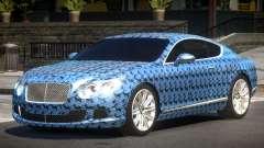 2013 Bentley Continental GT Speed PJ3 para GTA 4