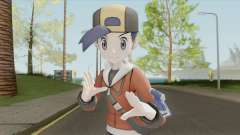 Ethan (Pokemon Gold) para GTA San Andreas
