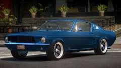 Ford Mustang C-Tuned para GTA 4