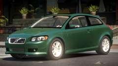 Volvo C30 Edit para GTA 4