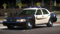 Ford Crown Victoria MS Police V1.1 para GTA 4