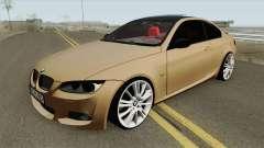BMW E92 335D M-Tech 2010 para GTA San Andreas