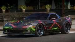 Chevrolet Corvette ZR1 LS PJ4 para GTA 4