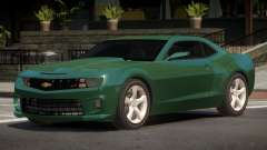 Chevrolet Camaro E-Style para GTA 4