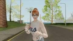 Random Female V7 (GTA Online) para GTA San Andreas