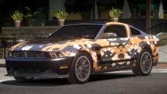 Ford Mustang 302 V1.1 PJ2 para GTA 4