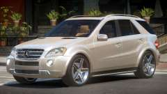 Mercedes ML63 AMG V1.2 para GTA 4