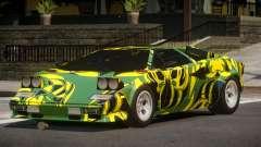 1985 Lamborghini Countach LP500 QV PJ1 para GTA 4