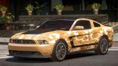 Ford Mustang 302 V1.1 PJ5 para GTA 4