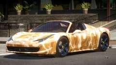 Ferrari 458 S-Tuned PJ5 para GTA 4