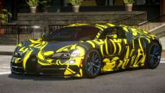 Bugatti Veyron SS PJ1