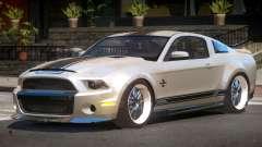 Shelby GT500 SR