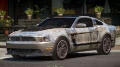 Ford Mustang 302 V1.1 PJ4 para GTA 4
