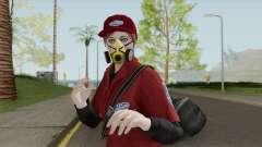 Random Female (Bugstars Equipment) para GTA San Andreas