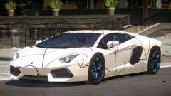 Lamborghini Aventador LP700 SR PJ5 para GTA 4