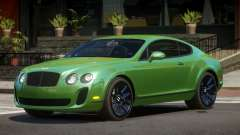Bentley Continental S-Edit para GTA 4