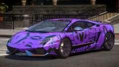 Lamborghini Gallardo Qz PJ5 para GTA 4