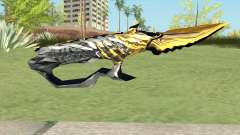 Knife (Born Beast Noble Gold) para GTA San Andreas