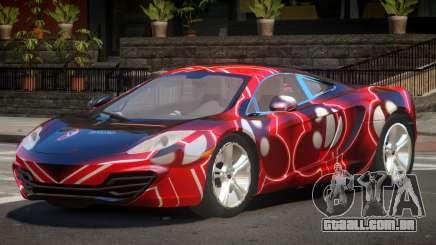 McLaren MP4-12C GT PJ2 para GTA 4