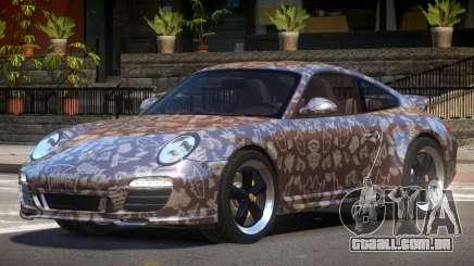 Porsche 911 GT-Sport PJ3 para GTA 4