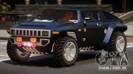 Hummer HX Custom para GTA 4