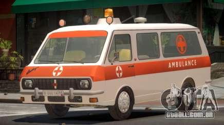 RAF 2203 Ambulance V1.0 para GTA 4