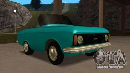 Brinquedo AZLK 2.0 para GTA San Andreas